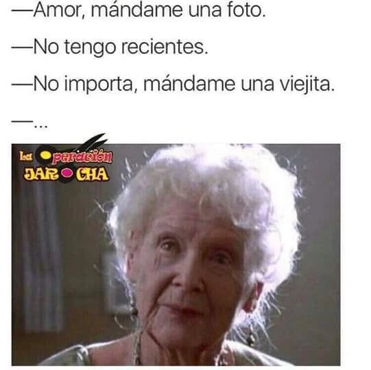 Memes fáciles abuelita titanic