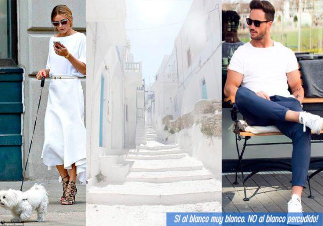 7 prendas no fashionistas blanco sucio