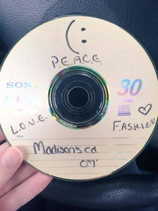 cd música 1999