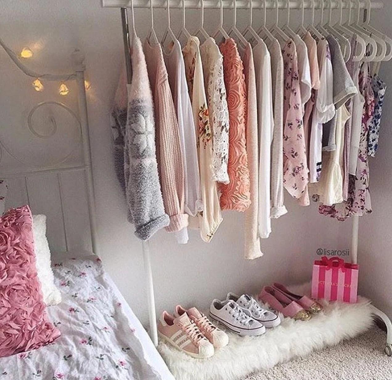 11 ideas baratas para tener el armario que siempre soaste