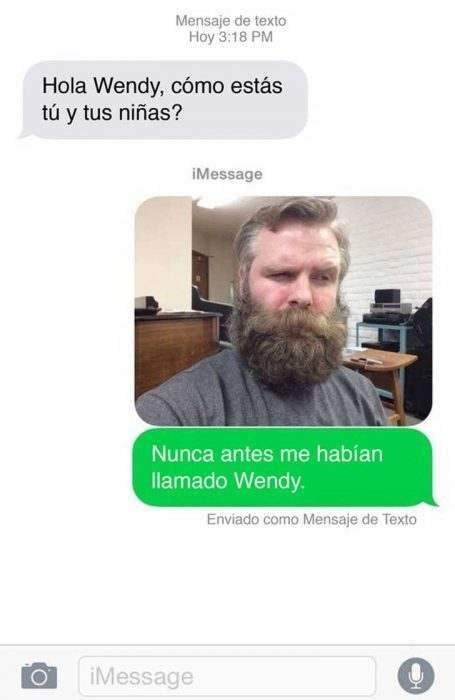 barba charla inbox