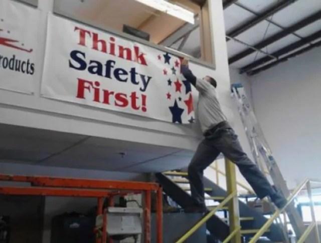 primero tu seguridad