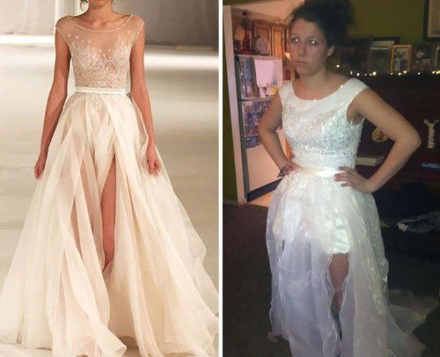 vestido blanco graduación