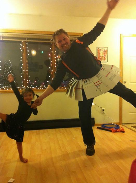 padre e hija ballet