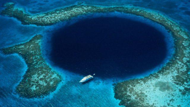 gran agujerito azul