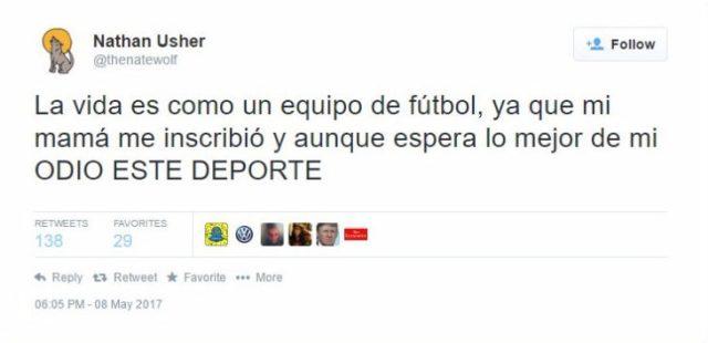 deporte fútbol