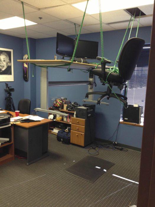 broma oficina silla escritorio