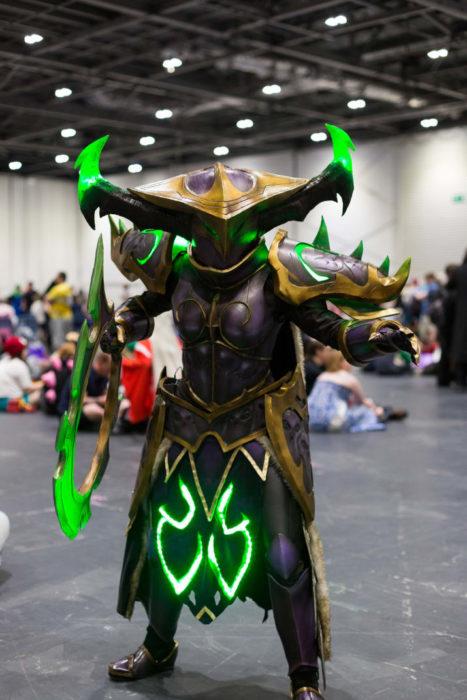 Cordana cosplay comicon