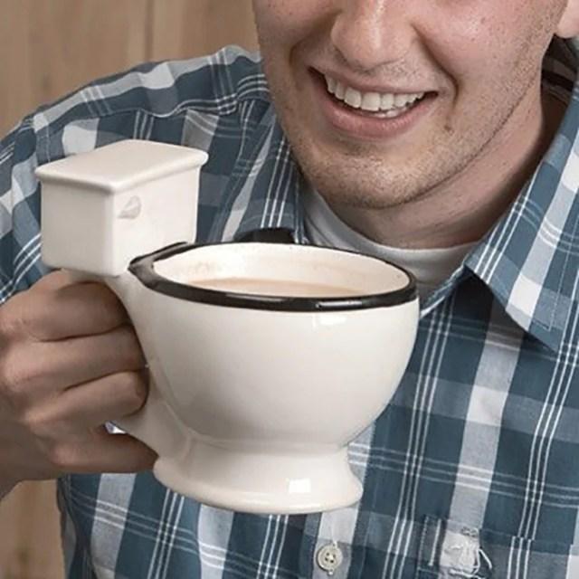 café inodoro