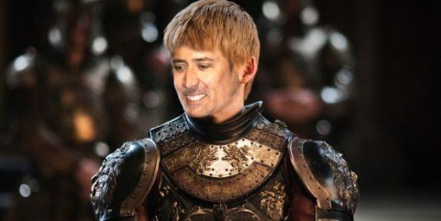 Joffrey Baratheon con la hacia de Nicolas Cage