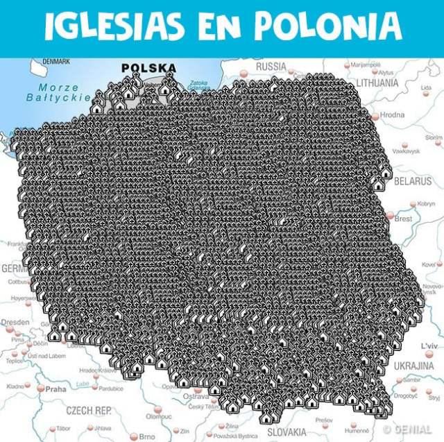 iglesias polonia