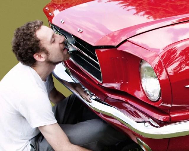 no hacer el amor con un auto