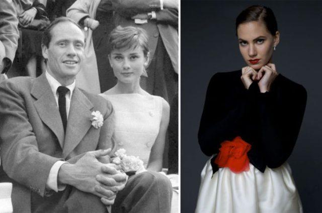 Nieta de Audrey Hepburn
