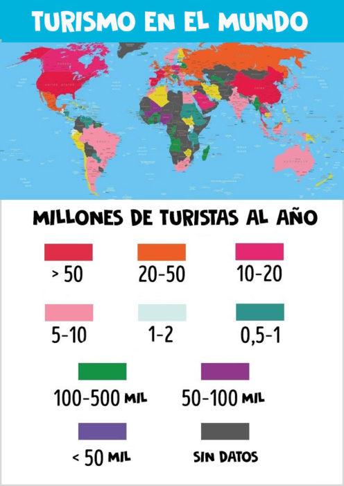 turismo mapas