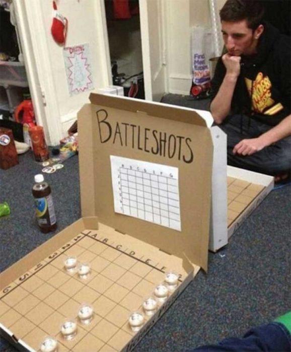 juwgo de battleship alterado a shots