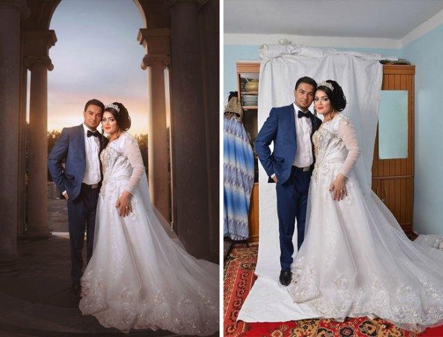 un bello recuerdo de bodas