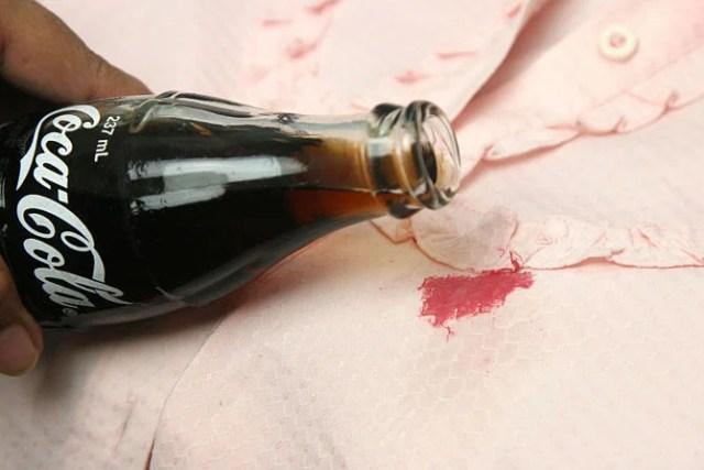 elimina máculas de sangre