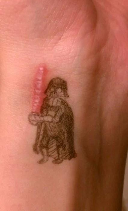 star wars cicatriz