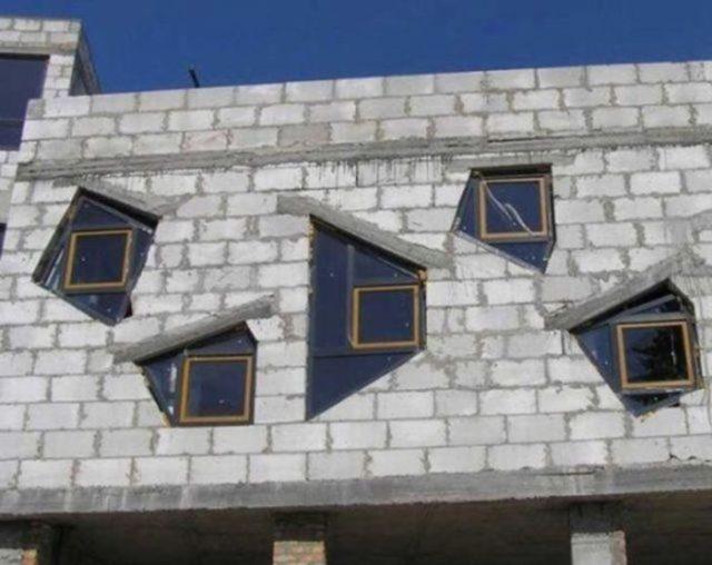 ventanas extrañas casa fail