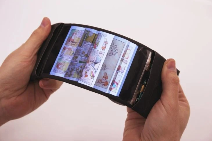 smartphone flexible