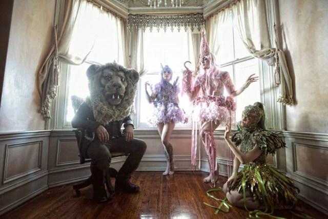 Las hijas del de león