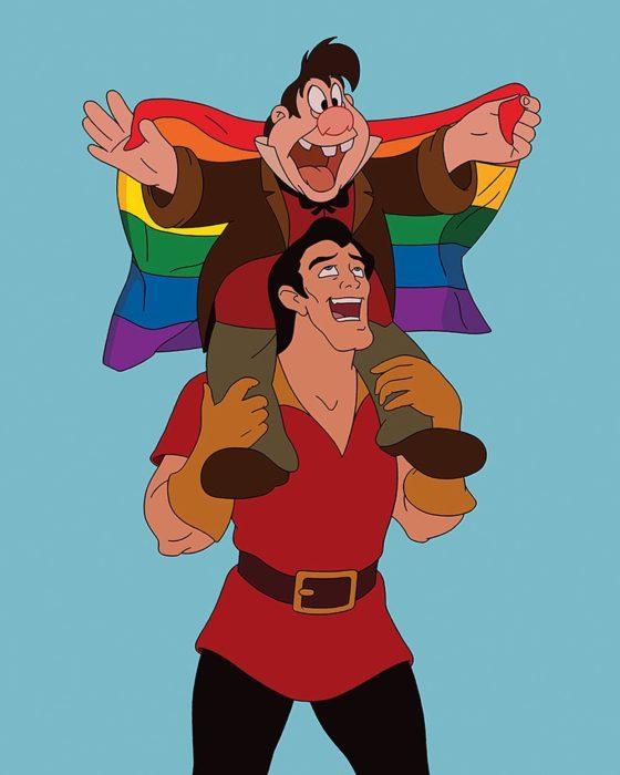 gastón bandera gay