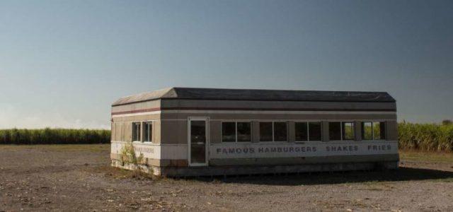 napoleonville es la localización del restarurant descuidado para la pelicula looper