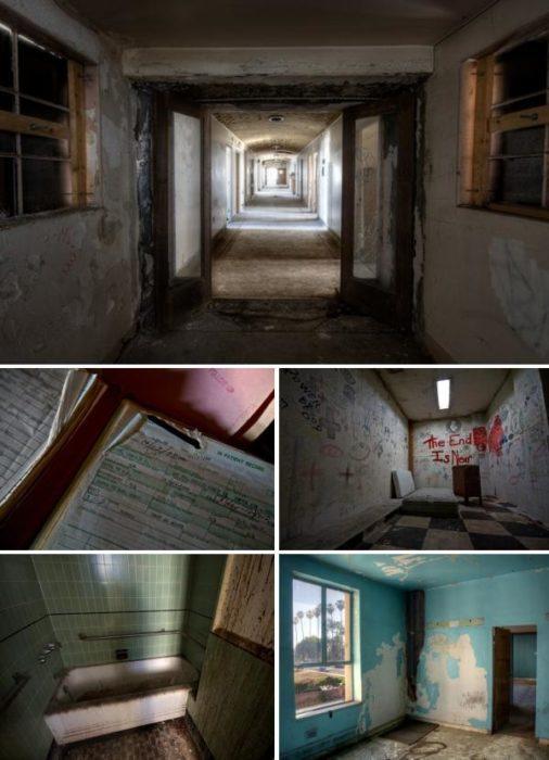 hospital linda vista fue utilizado para la película el fin de los días