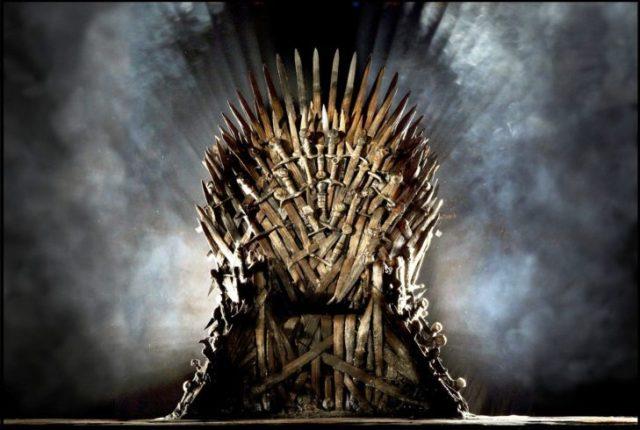 Throno de hierro