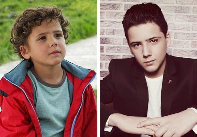 El orfanato Antes y después pequeños películas de terror