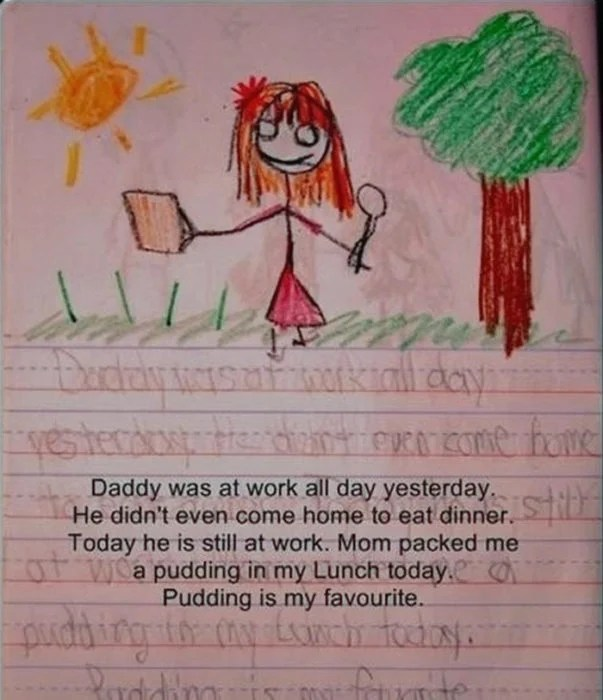 Diario de niña y amiga imaginaria en el jardín