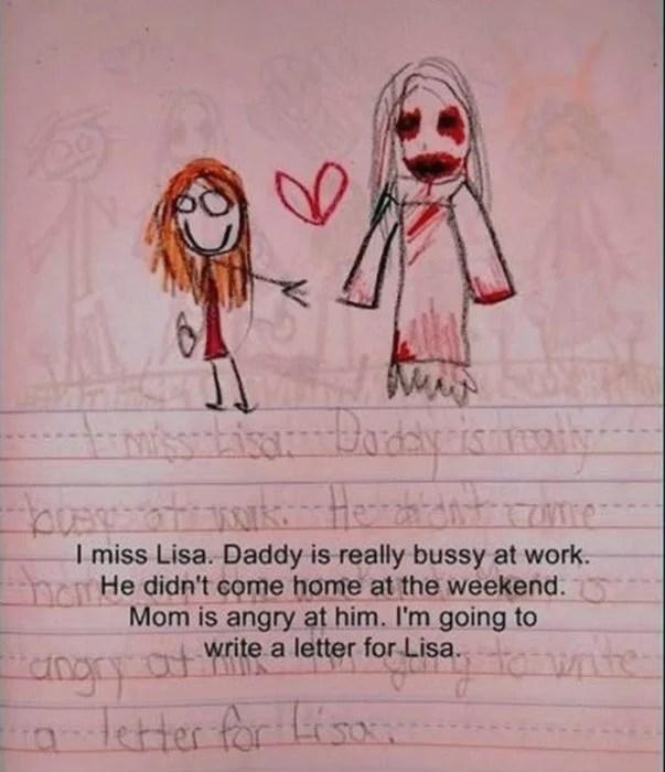 Diario de niña y amiga imaginaria