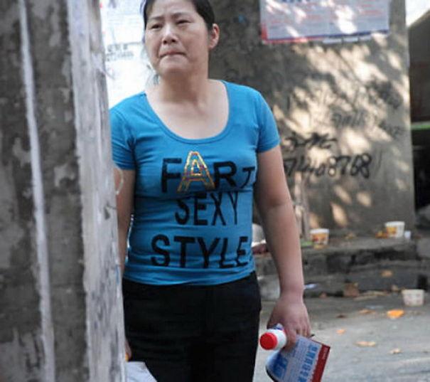 chinos utilizan oraciones que no saben significado