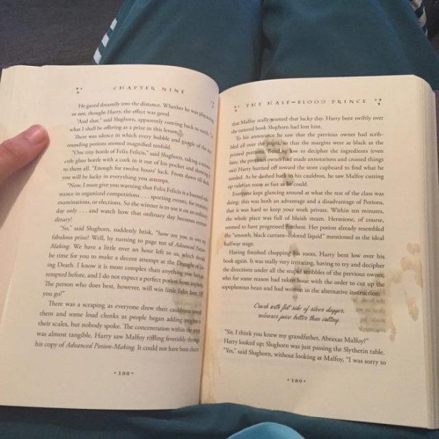 Libro páginas mojadas RecreoViral.com