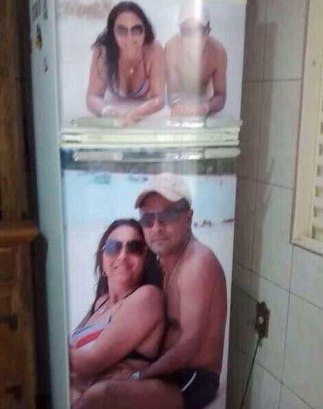 fotos en refrigerador
