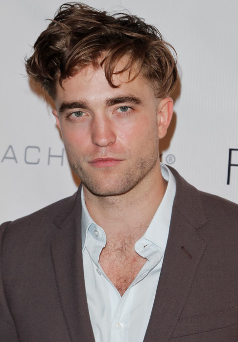 Robert Pattinson no se baña