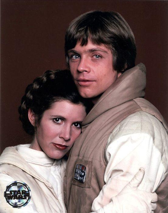 Leia y Luke
