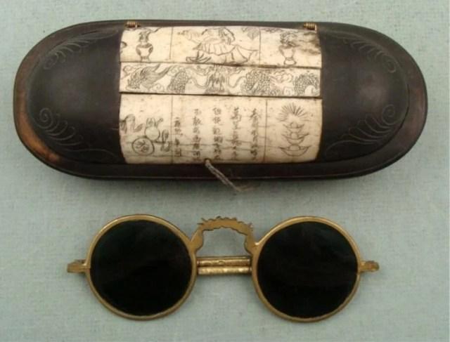 Gafas de sol antiguas