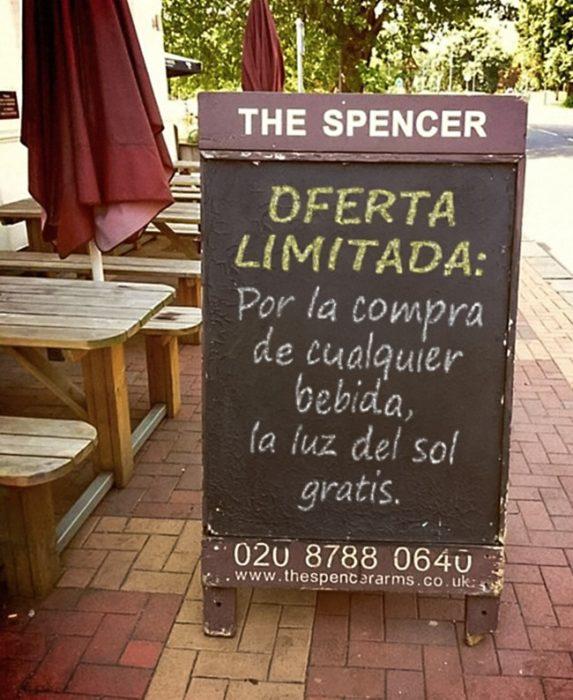 oferta limitada bebidas