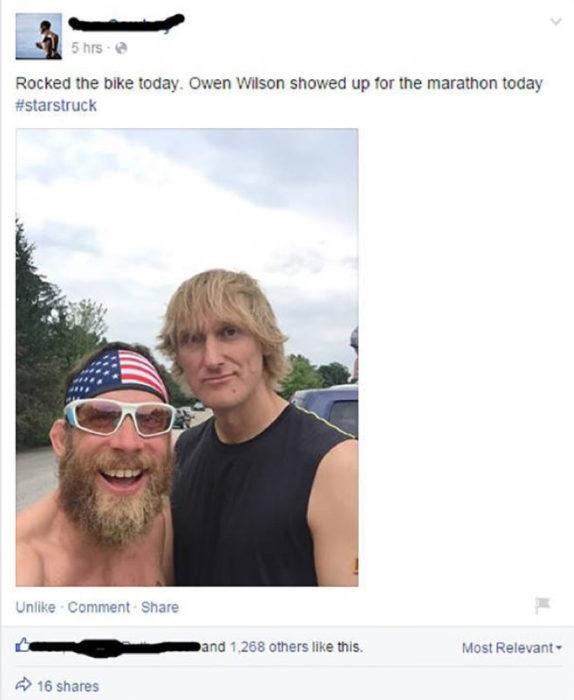 Owen Wilson doble