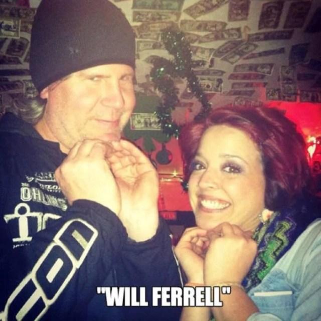 Doble de Will Ferrell