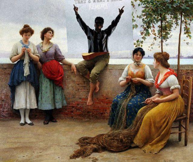 Covers albums pinturas clasicas - bruno mars