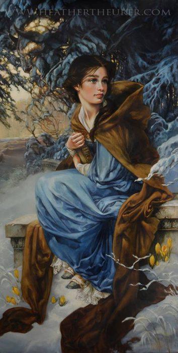 bella pintura heather