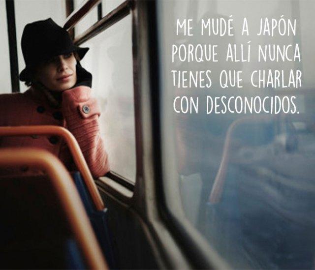 Lo que les pasa a los retraídos japón