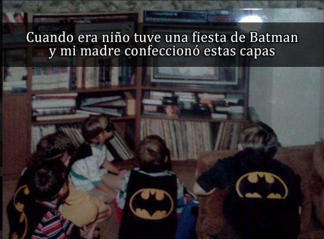 Nos sentimos cual verdaderos superheróes