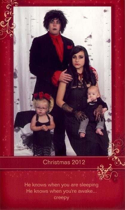 navidad gotica