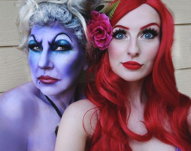princesas maquillaje