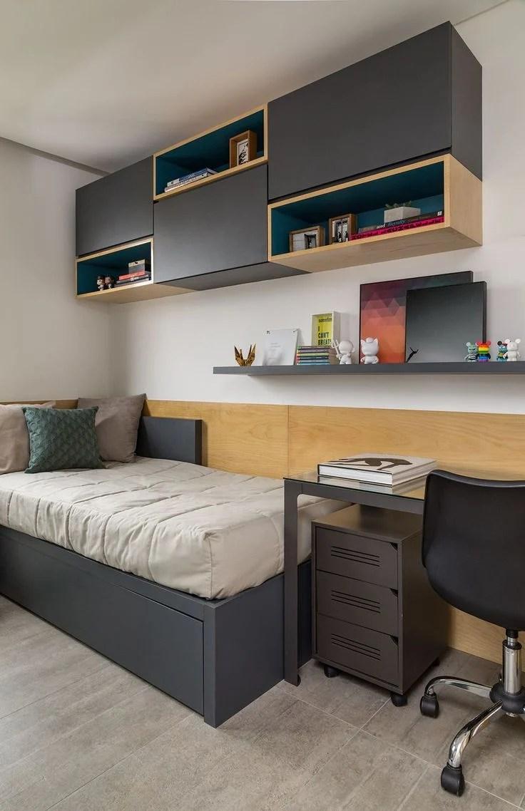Con estas 13 ideas convertirs tu mini cuarto en una mansin