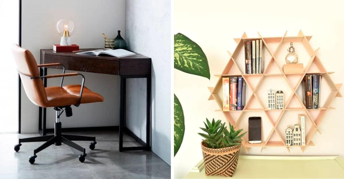 Ideas perfectas para decorar habitaciones pequeas