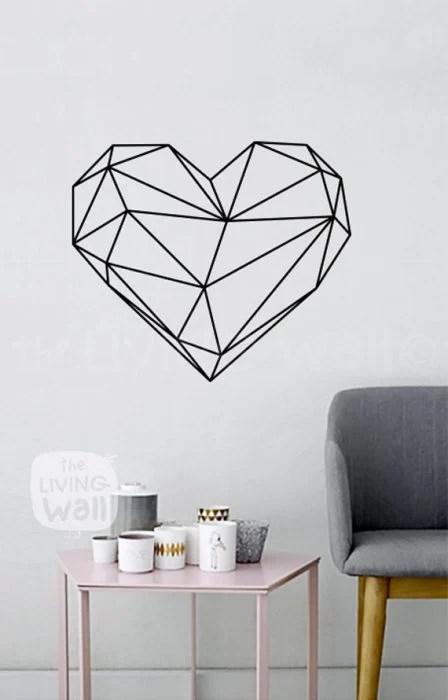 Paredes geométricas recreoviral.com